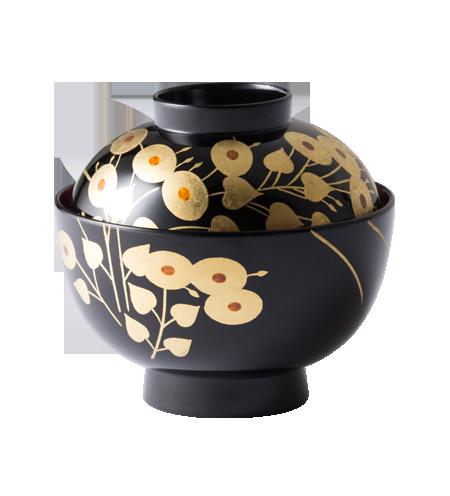 太丸椀黒光琳菊