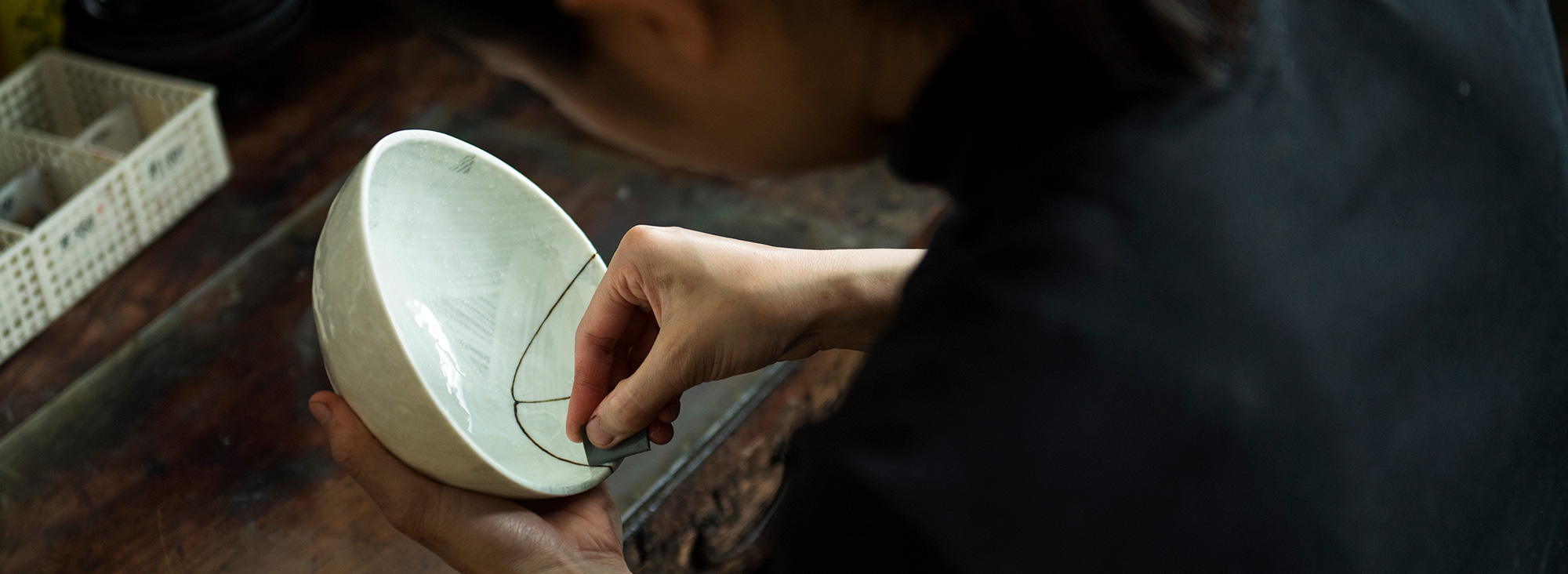 Kintsugi (Golden joinery)